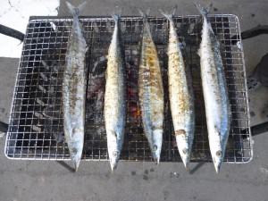 秋の味覚・・・秋刀魚