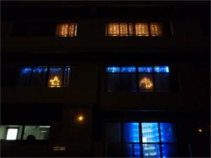 hpクリスマス(外観)