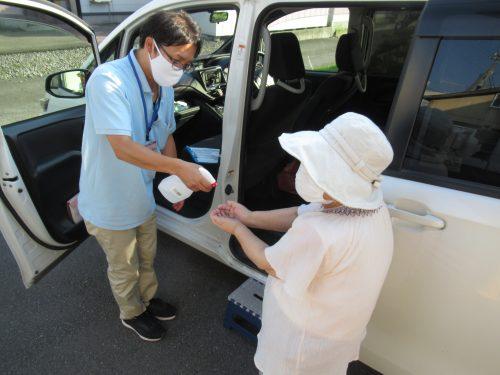 デイサービスにおける新型コロナウィルス感染拡大防止のための提供サービスの見直しについて