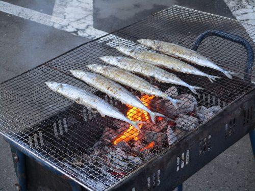 秋の味覚 秋刀魚